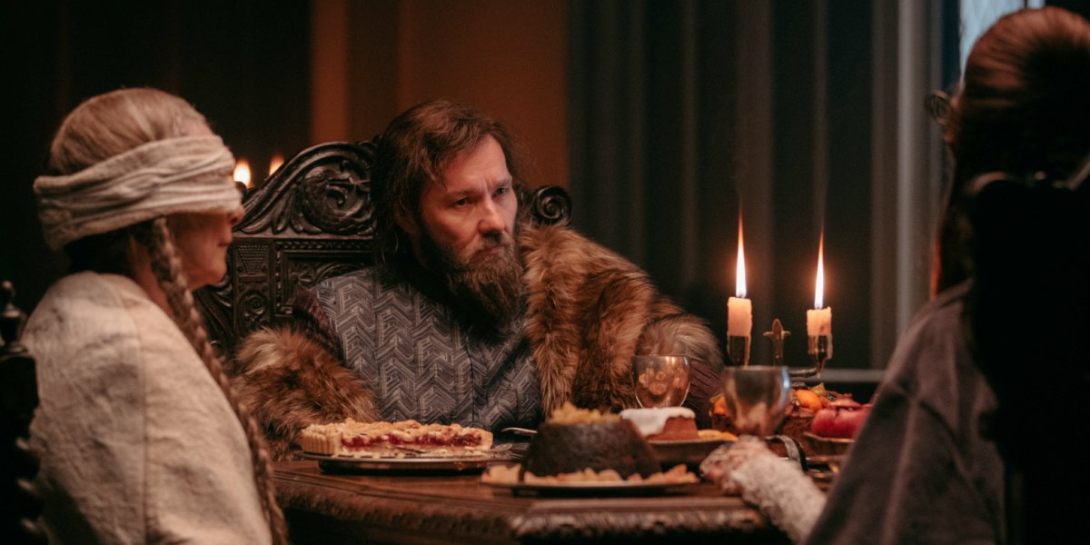 Joel Edgerton in the trailer for The Green Knight.