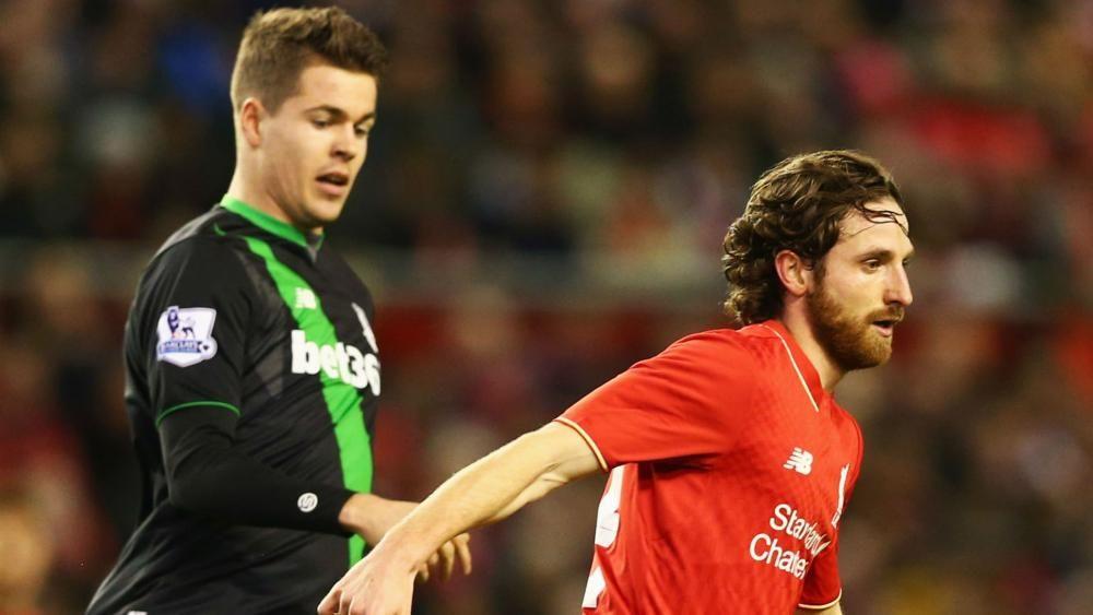 Liverpool 0-1 Stoke City (agg 1-1, pens 6-5): Wembley