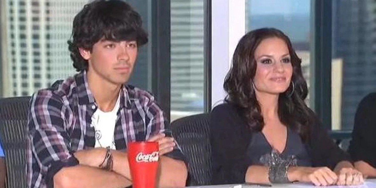 Joe Jonas, Kara DioGuardi - American Idol