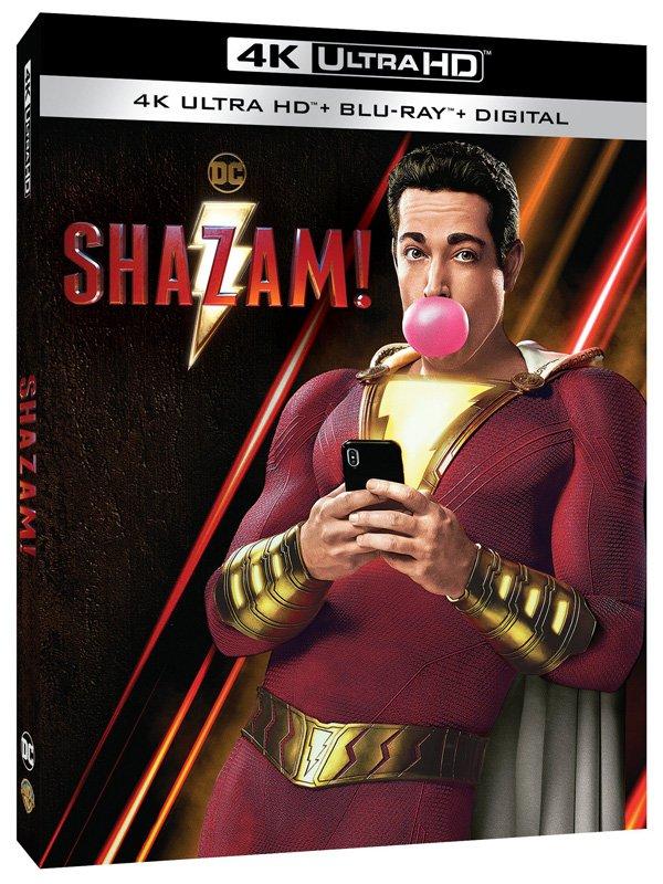 Shazam 4K so pretty