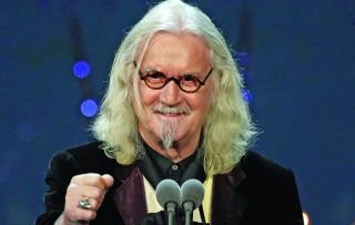 'Billy Connolly was the first stand-up comedian I ever saw.