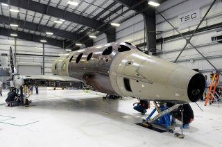 Second SpaceShipTwo