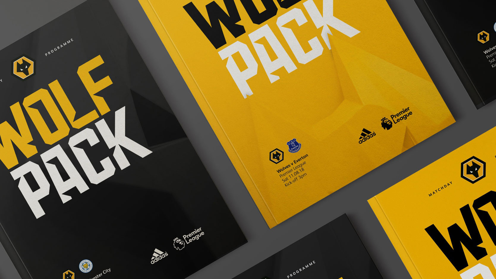 Wolves rebrand puts club ahead of the pack | Creative Bloq