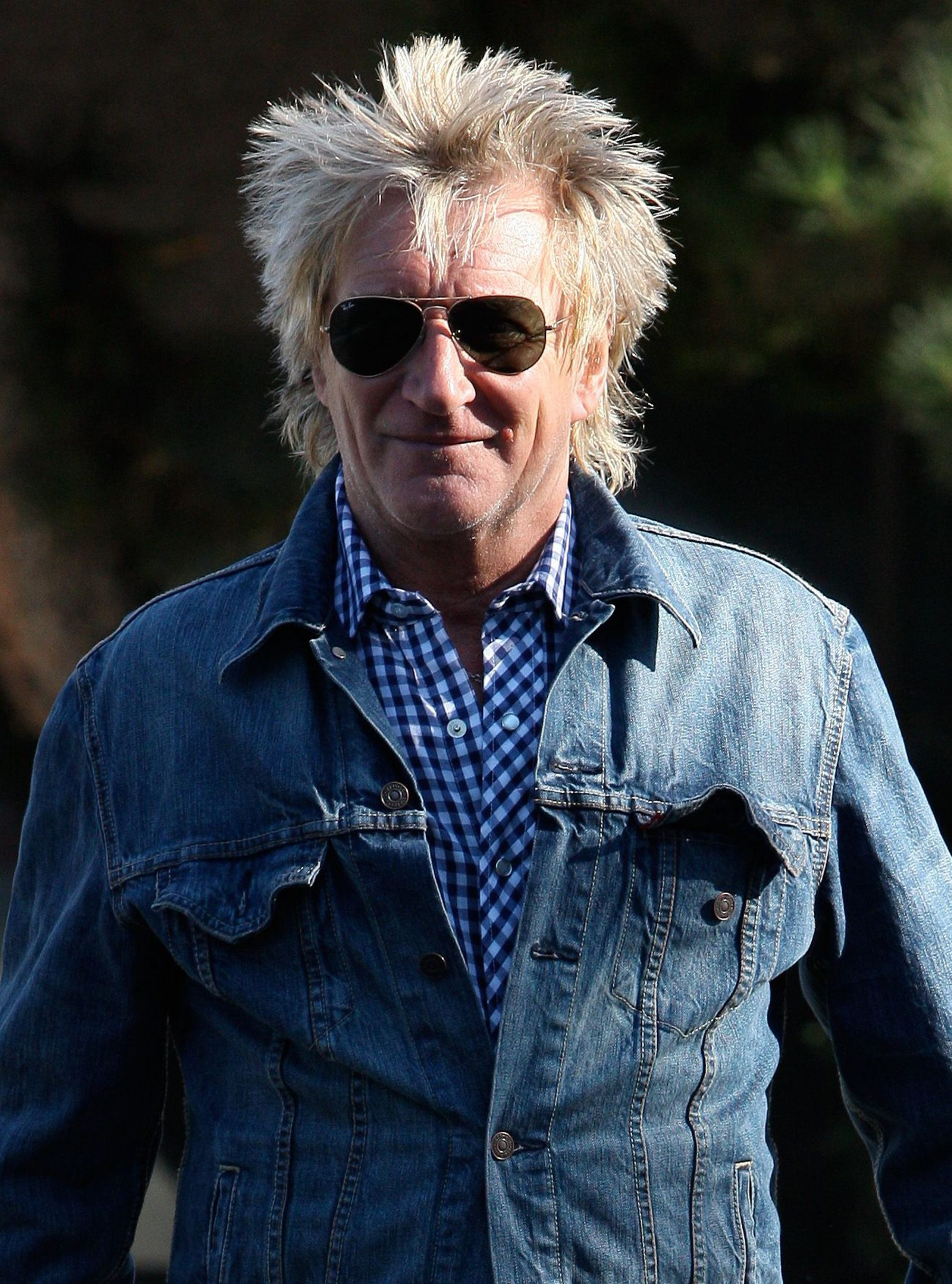 Rod Stewart-celebrity pictures-celebrity photos-loves and hates pictures-woman and home