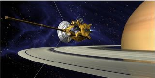 Cassini art