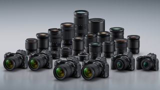 Best Nikon Z lenses: Nikon Z5, Z6, Z6 II, Z7, Z7 II and Z50 mirrorless cameras