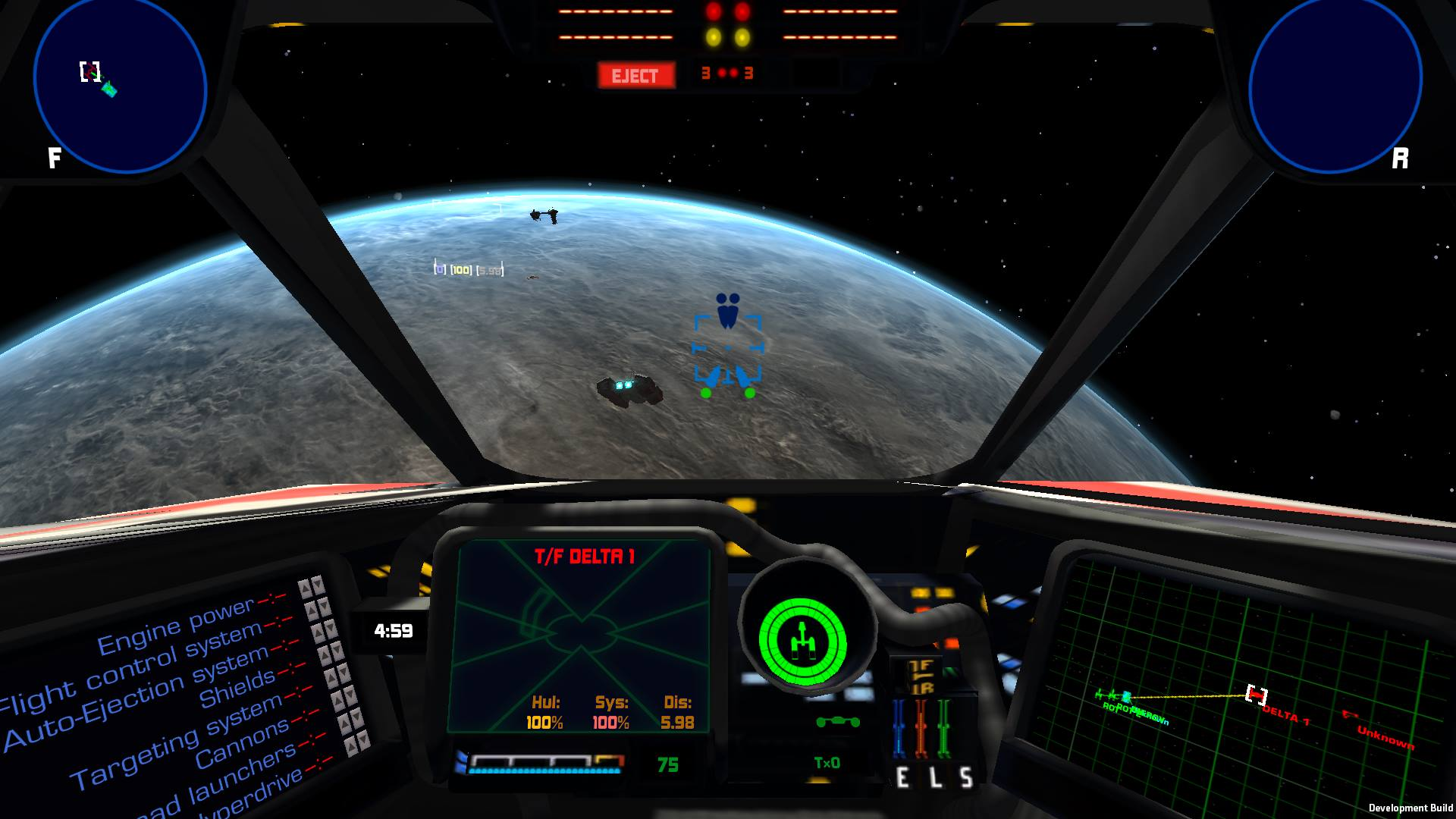Star Wars X Wing Xwvm Mod Video Shows Off Updated Visual Effects Pc Gamer