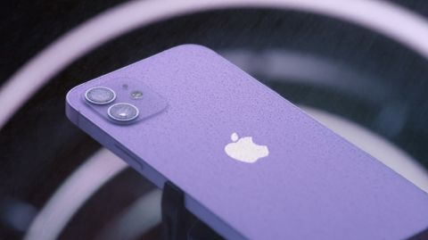 Purple Iphone 12 Wallpaper Is Now Available Here S How To Grab It Tom S Guide