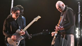 Long-time SP guitarist on honing the band's triple-axe assault with Billy Corgan and James Iha
