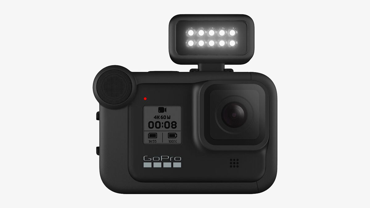 The Light Mod is the first GoPro Hero 8 Black accessory to go on sale