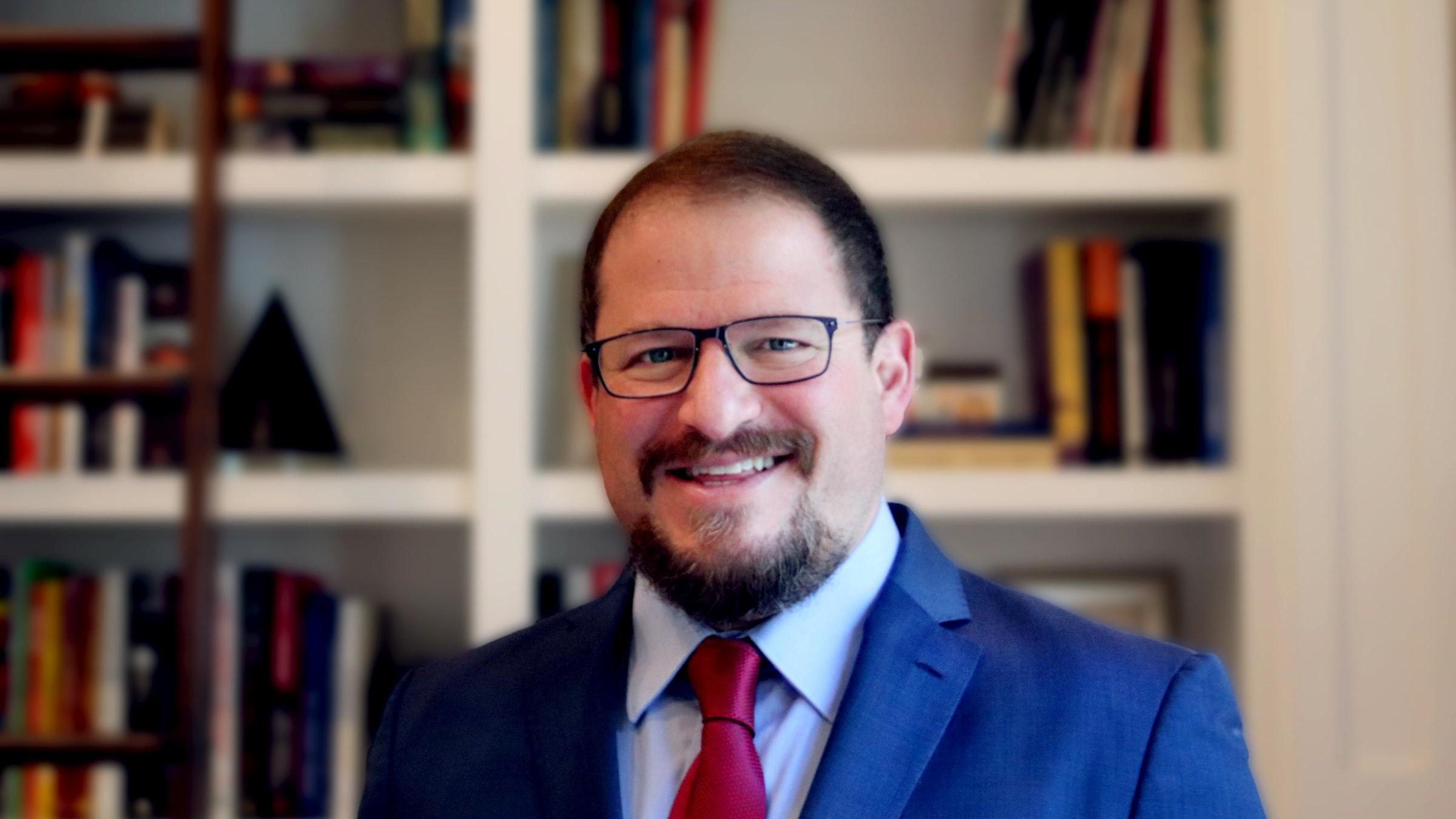 Cristiano Amon Qualcomm CEO