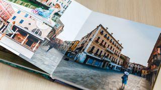 A beautiful photo book