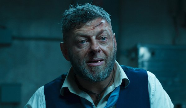 Ulysses Klaue Black Panther Andy Serkis