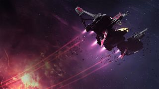 Eve: Aether Wars is a 10,000-player deathmatch destined to