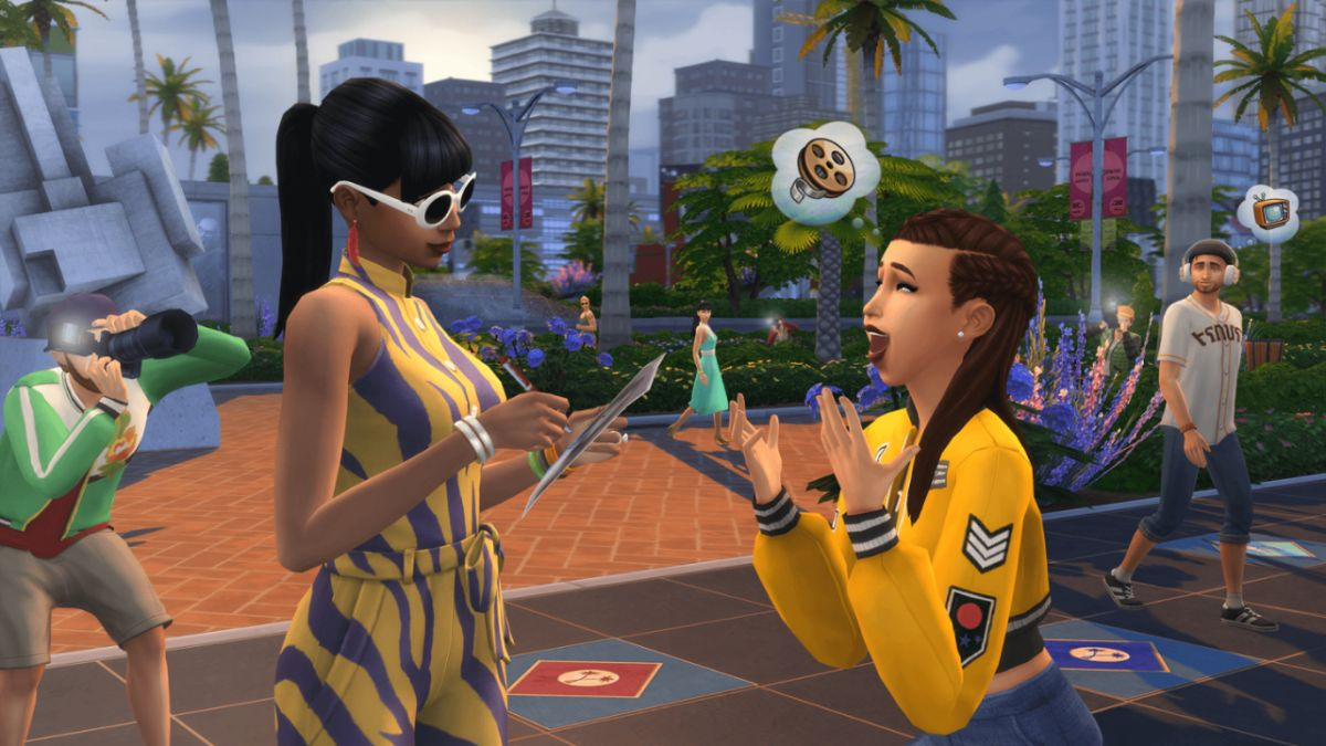 The Sims 4 Get Famous review: packs a huge amount of detail and gives it all touch