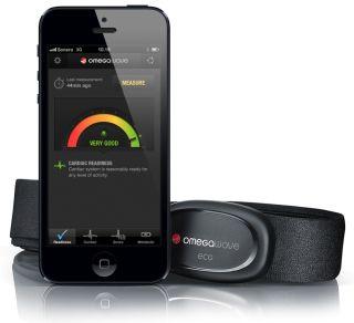 Omegawave sensor and app