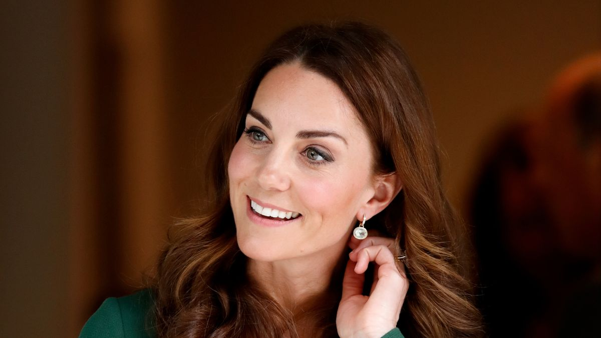 This is the foundation that the Duchess of Cambridge wore on her wedding day