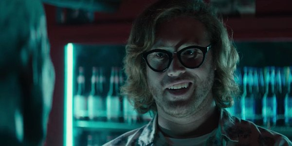 T.J. Miller as Weasel in Deadpool 2