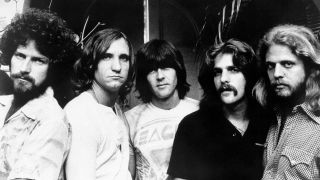Eagles in 1977