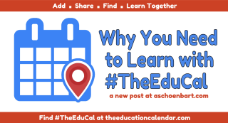 Why You Need to Learn with #TheEduCal