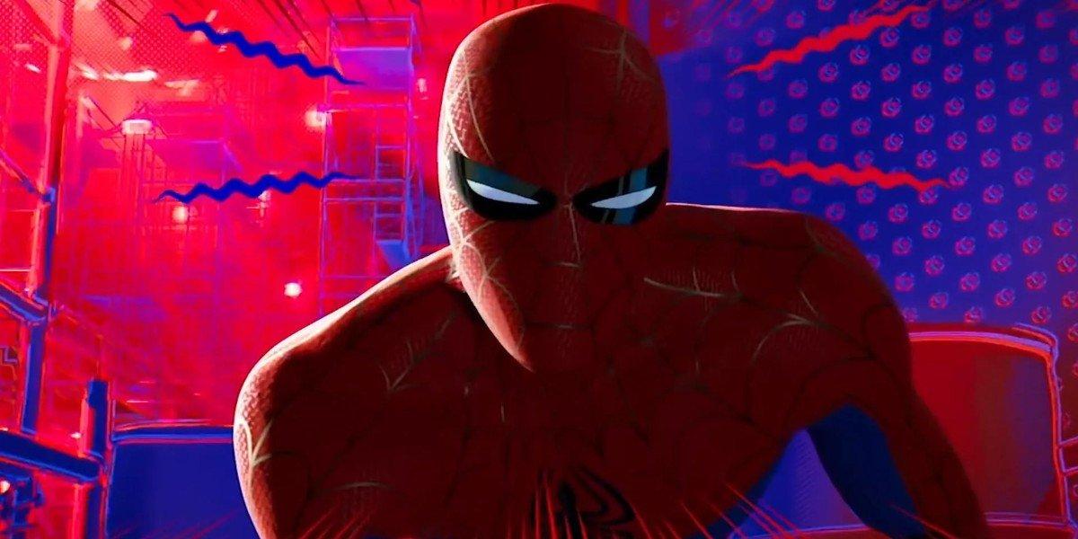 Spider-Man: Into The Spider-Verse Screenshot
