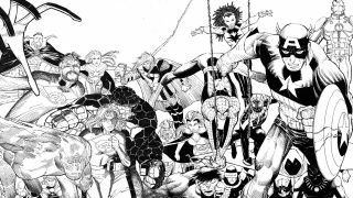 Mystery Marvel comic with John Romita Jr. coming (but there's a catch) |  GamesRadar+