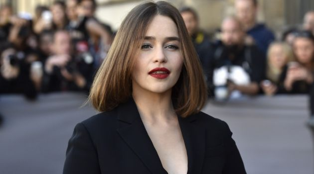 Game Of Thrones Star Emilia Clarke Named Esquires Sexiest Woman