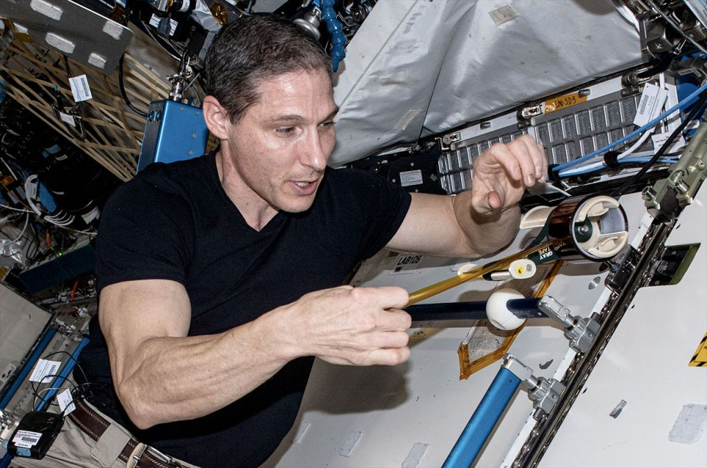 NASA taps high school students for space station duct tape dispenser