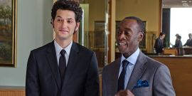 Don Cheadle Is Having The Best Time Messing With Sonic Star Ben Schwartz
