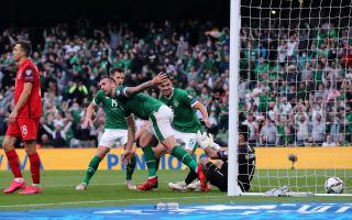 Republic of Ireland v Azerbaijan – FIFA World Cup 2022 – European Qualifying – Group A – Aviva Stadium