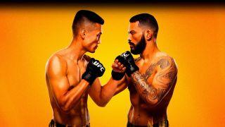 UFC Fight Night Vegas 29 featuring The Korean Zombie vs. Ige