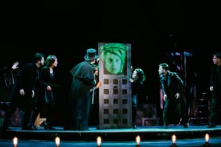 Hitachi Lights Up Tennessee Performing Arts Center Production
