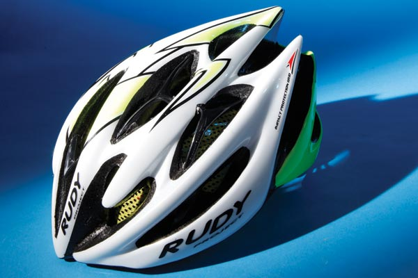 Rudy Project, CA helmets test 2013