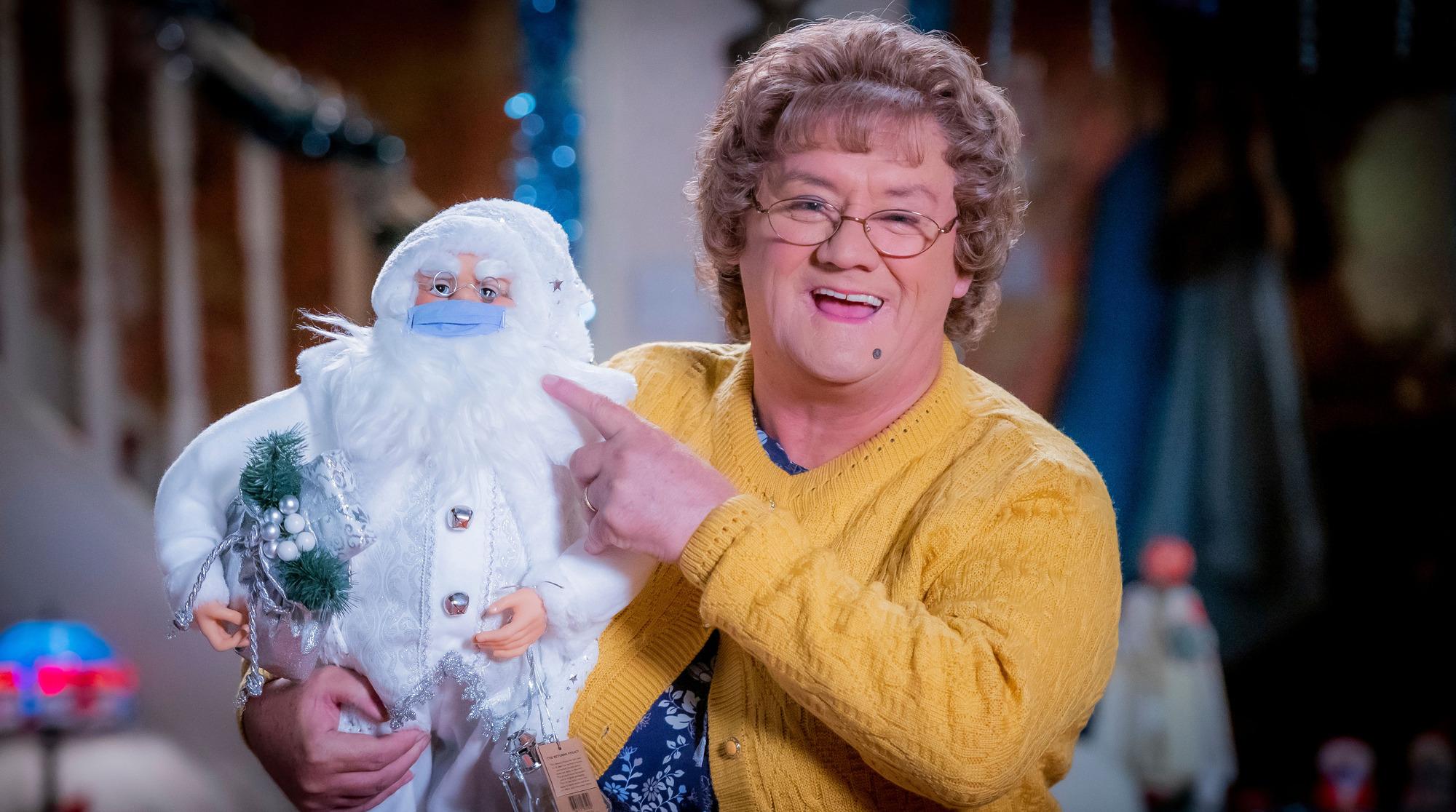 Mrs Browns Boys Especiales de Navidad 2020