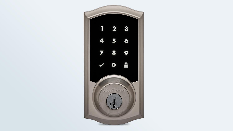Best smart lock: Kwikset Premis