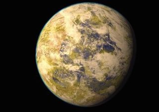 Nearby Earth-like planet