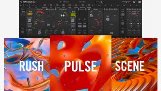 Native Instruments Massive X Expansions