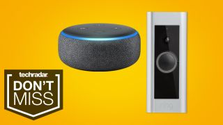 Amazon Ring Pro Echo Dot sale