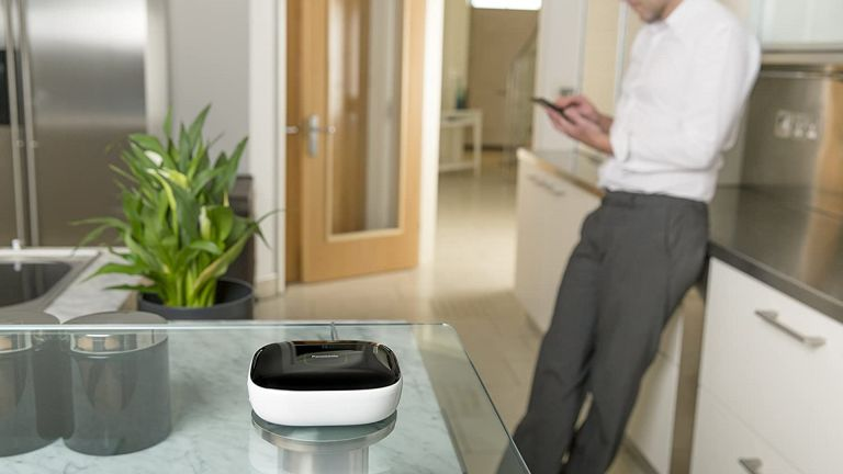 best home security system: Panasonic Smart Home Security