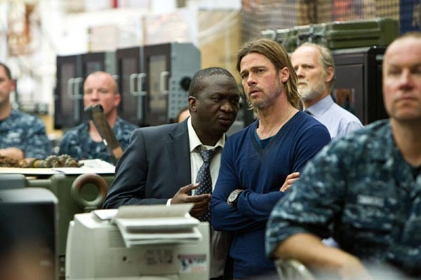 World War Z Meeting