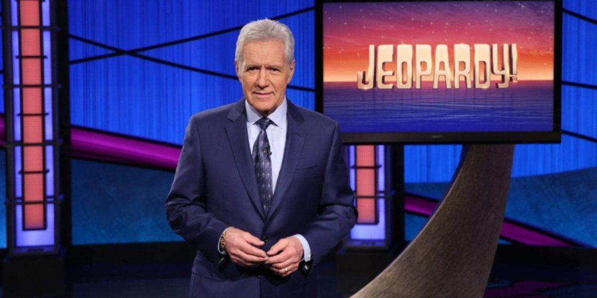 Alex Trebek - Jeopardy