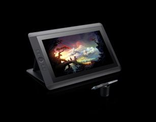 Wacom's Cintiq Line Offers 13-inch Interactive Pen Display