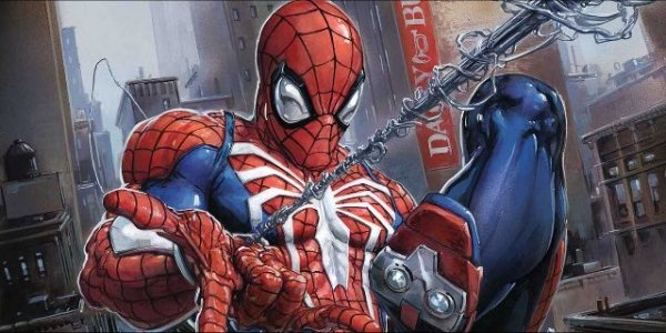 PS4 Spider-Man Is Getting His Own Comic Series - CINEMABLEND