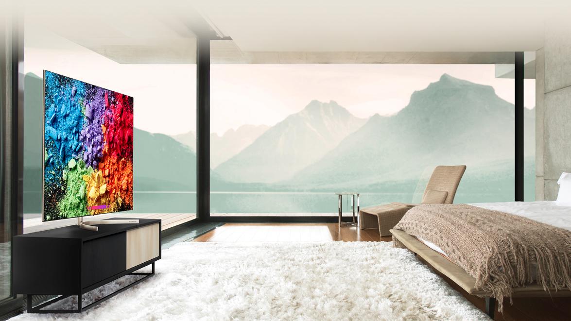 LG SK9500 Super UHD TV (65SK9500PLA) review | TechRadar