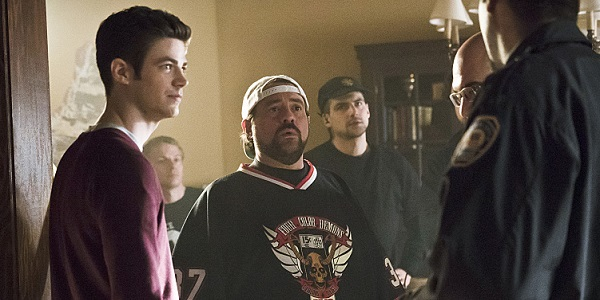 kevin smith the flash grant gustin