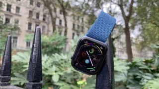 Repairing an Apple Watch is expensive, so it's best to protect it. Image Credit: TechRadar