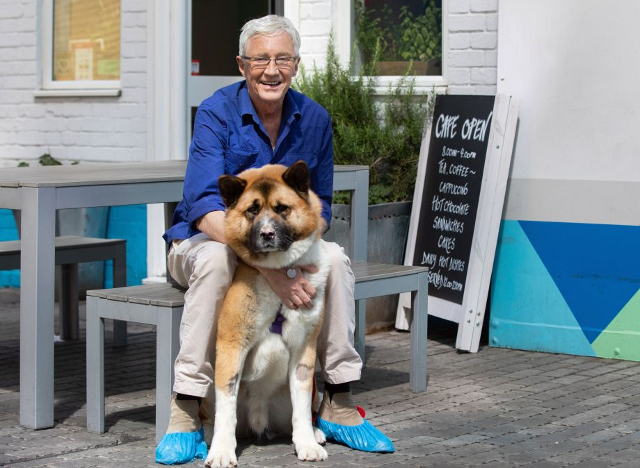 Paul and Samson Paul O'Grady: For the Love of Dogs