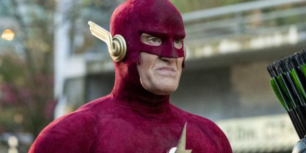 The Flash May Bring John Wesley Shipp's '90s Barry Allen