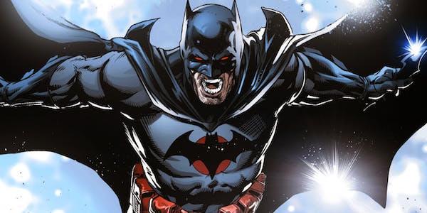 Flashpoint Batman comics