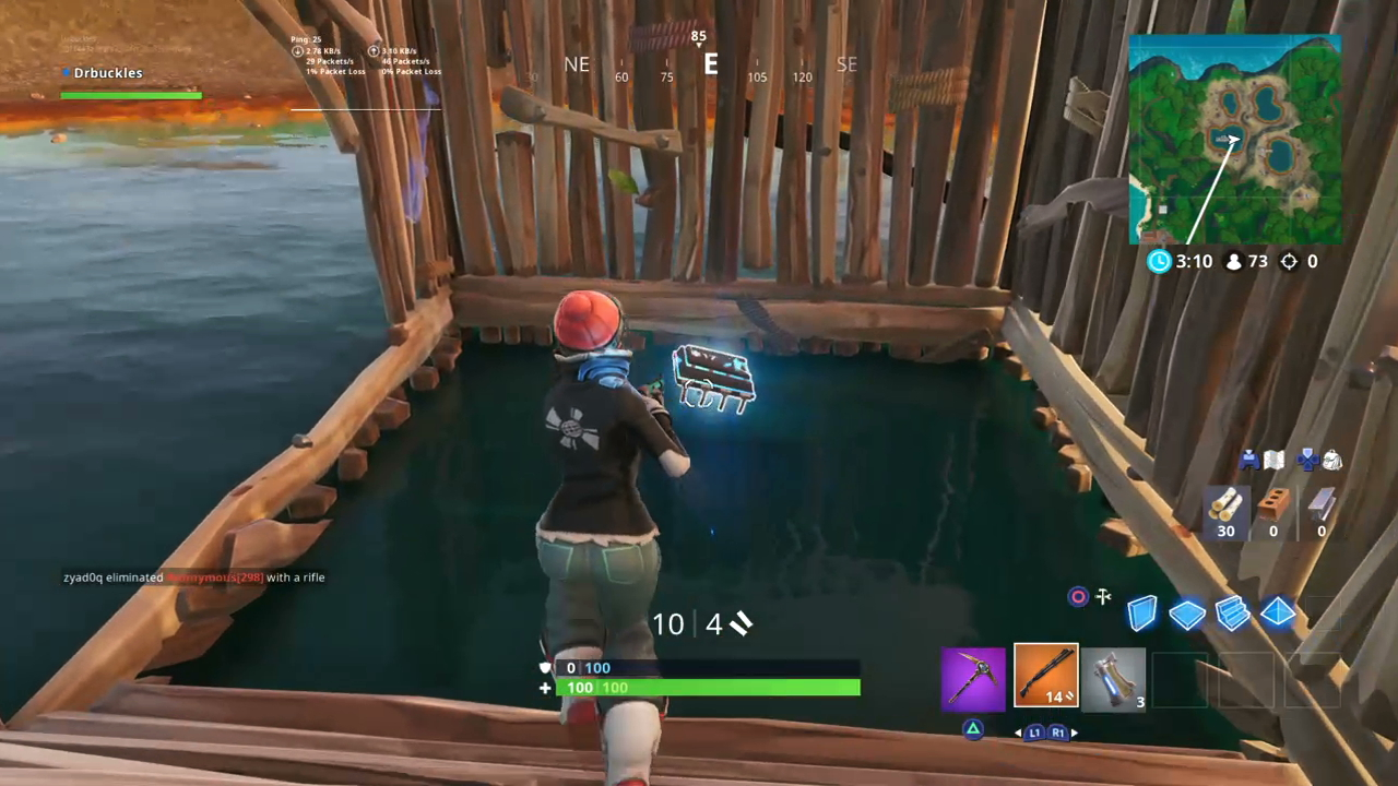 How To Find Fortnite Fortbyte 17 Found Inside A Wooden Fish